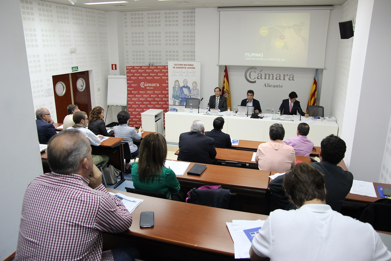 Photo courtesy of the Chamber of Commerce in Alicante