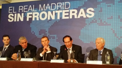 """Madrid PE Takes Part in """"Real Madrid Without Borders"""" Forum"""