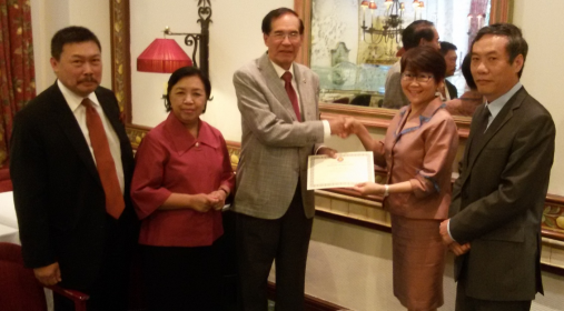 Philippines Ends Chairmanship Of Asean-Madrid