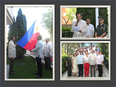 116th Anniversary of the Proclamation of Philippine Independence in Madrid