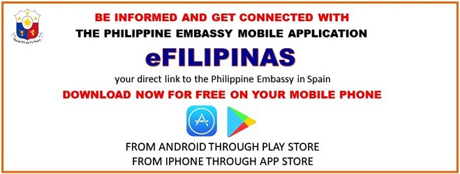 Philippine Embassy Madrid Official Philippine Embassy In