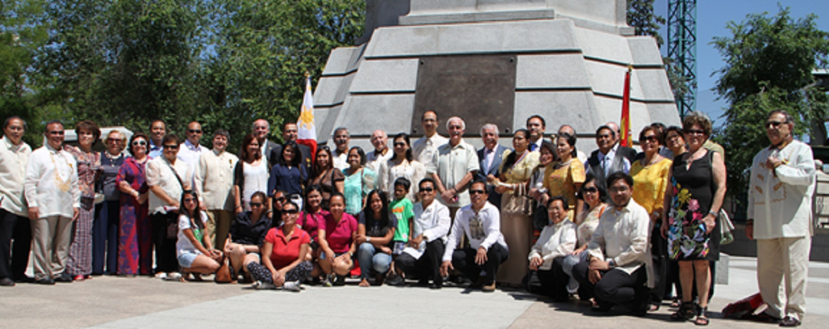 154th Birth Anniversary of Dr. Jose Rizal Commemorated in Madrid