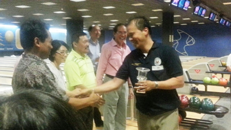 Asean-Madrid Holds Bowling Tournament2