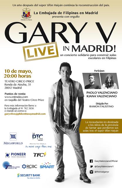 Gary V Live in Madrid