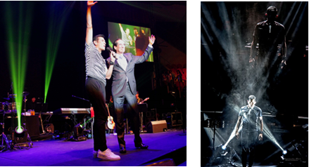 Gary Valenciano Rocks Madrid In A Benefit Concert