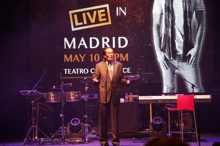 Gary Valenciano Rocks Madrid In A Benefit Concert3