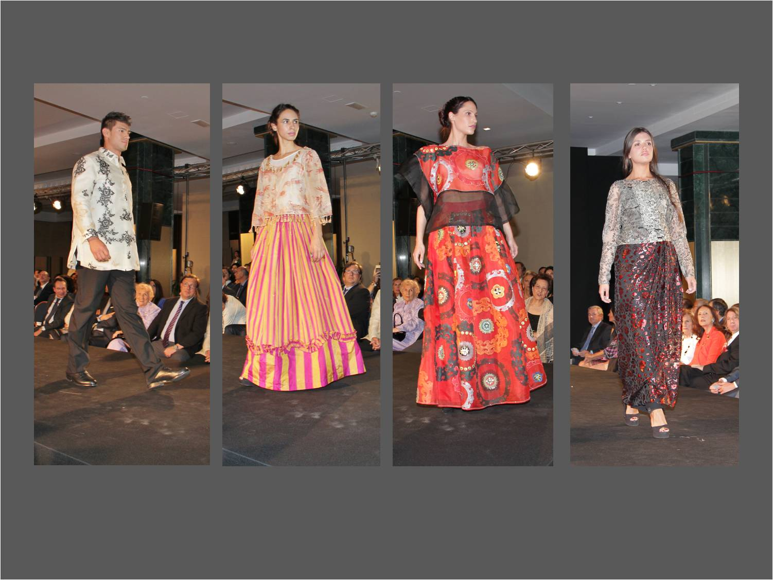 The Philippine Embassy In Madrid Brings In Pina Design Masterpieces To Spain S Fashion Ramp Philippine Embassy Madrid