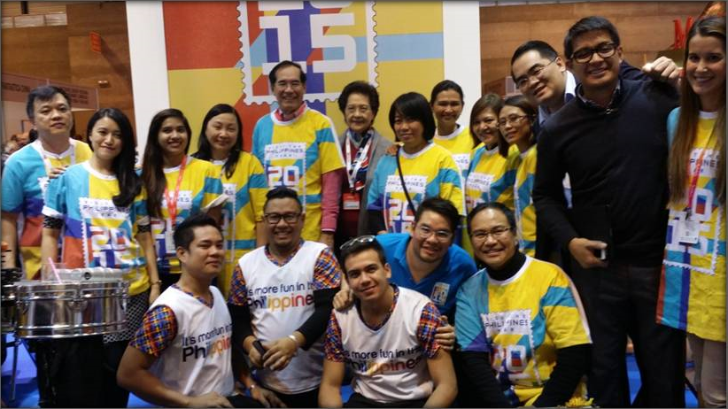 The  Philippines Impresses Crowds At The 35th International Tourism Fair In Madrid
